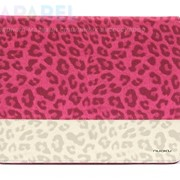 Чехлы Nuoku LEO Stylish Leather Case Pink для iPad 2 фото