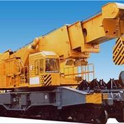 Ремонт железнодорожных кранов, ж/д краны фото