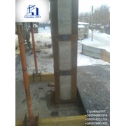 Усиление колонн в Харькове фото