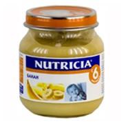 Пюре НУТРИЦИЯ (NUTRICIA) банан с 6 мес.125 г фото