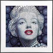 3D картина Marilyn, коллекция Мэрилин 60х60х3см. арт.34686 KARE фото