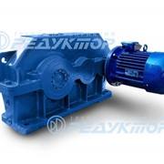 Мотор-редукторы цилиндрические трехступенчатые 1МЦ3У фото