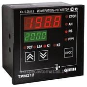Терморегулятор ТРМ212 фото