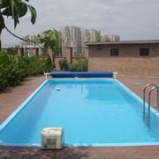 Уличный бассейн от компании CADOVA IMPEX фото