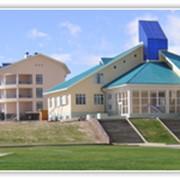 Отель «Три Короны» на озере Иссык-Куль фото