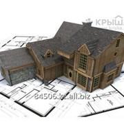 Постройка домов и коттеджей под ключ! фото