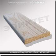 Наличник Плоский 70х13 мм Ext. (дуб) фото
