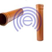 Трубы канализационные наружная Evci Plastik фото