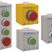 Посты кнопочные, ящики ЯРВ, ЯБПВУ, кнопки, путевые выключатели, концевые выключатели, трансформаторы, рубильн фото