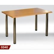 Столы для столовой 0340 фото