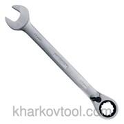 Ключ комбинированный с трещоткой Intertool XT-1322 фото