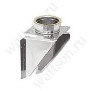 Дымоходы ROSINOX Крепление основное 180 (кислотостойкая/0,5/ВА) ТЕРМО/25 фото