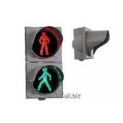 Светофор пешеходный дорожный фото