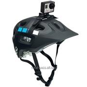 Крепление на велосипедный (вентилируемый) шлем для GoPro фото