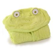 Халат Minene Махровый детский халат Cuddly Bath Robe на 3-4 года, зеленый лягушонок фото