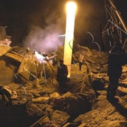 Установка аварийная осветительная Световая Башня и Световой Шар для проведения спасательных работ фото
