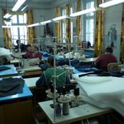 Производство готовых текстильных изделий фото