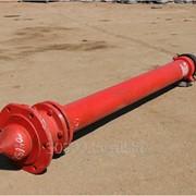 Замена пожарных гидрантов и задвижек фото