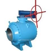 Кран шаровой c обогревом ВКМ.О-DN-PN для рабочих сред с температурой до 350°С. фото