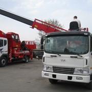 Автобуровая Kanglim KDC5600 фото