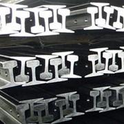 Рельсы крановые КР70 - КР140мм с хранения госрезерв фото