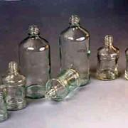 Флаконы из стекла для парфюмерной и косметической продукции фото
