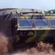 Транспортеры для Министерства Обороны, Модернизированный двухзвенный гусеничный транспортер ДТ-30ПМ фото