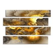 Картина Разгневанное небо фото