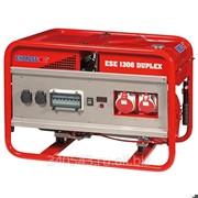 Генератор бензиновый Endress ESE 1306 DSG-GT/A ES Duplex 35207112 фото