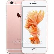 Смартфон iPhone 6s 128GB (Rose Gold) фото