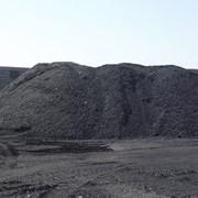 Уголь рядовой, марки К, фракция 0-300 фото