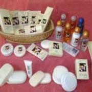 Наборы парфюмерные для гостиниц серии Сакура фото
