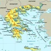 Карты географические фото