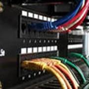 Компьютерные и кабельные прокладки сетей фото