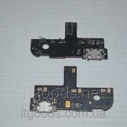 Шлейф (Flat cable) с коннектором зарядки, микрофона для Lenovo S90 S90E S90T S90U фото