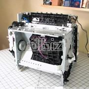 Сервисное обслуживание принтеров. фото