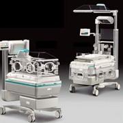 Инкубаторы для новорожденных Atom 100 фото