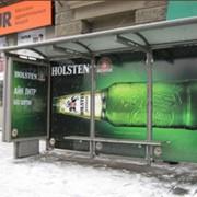 Наружная и транспортная реклама фото