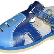 Обувь малодетская для мальчиков Алмазик модель 1-90 фото