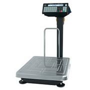 МАССА ТВ-S-200.2-P3 весы товарные с печатью этикетки с АКБ фото