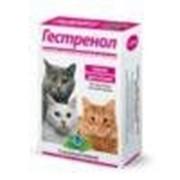 Капли Гестренол для кошек с кошачьей мятой, 1,5мл фото