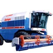 Уборка зерновых. фото