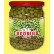 Горошек консервированный, 500 г. Купить горошек консервированный в Киевской области оптом фото