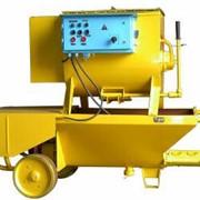 Агрегат штукатурный Т-103 фото