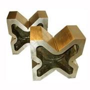 Призма поверочные и разметочные тип 1 стальные, тип 2 чугунные ТУ 2-034-812-88 фото