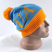 Спортивная мужская шапка Украина фото
