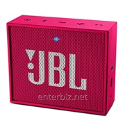 Колонки JBL GO Pink (JBLGOPINK), код 121203 фото