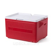 Термобокс Coleman Cooler 48 Can Stacker - Red C004 фото