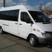 Аренда автобуса Mercedes Sprinter фото