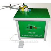 Станок Кромкооблицовочный деревррбрабатывающий РЕ-20 автоматический c отрубом и авто - подачей кромки фото